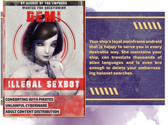 不多说了开冲 成人CG公司StudioFOW首款游戏《Subverse》颁布