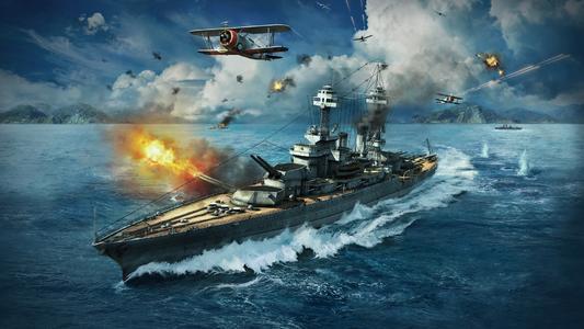 舰船海战类游戏大全