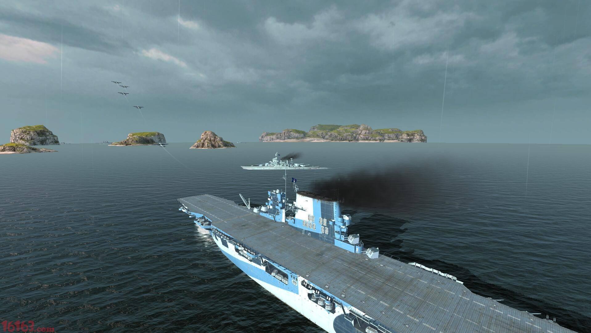 战舰世界闪击战初始战舰选哪个