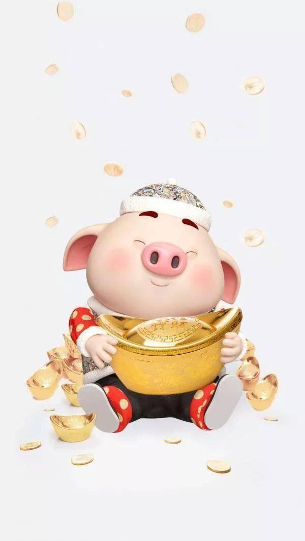 猪年摸猪头后面一句是什么?猪年吉祥话顺口溜台词大全