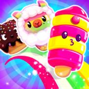 Ice Cream idle Merge games