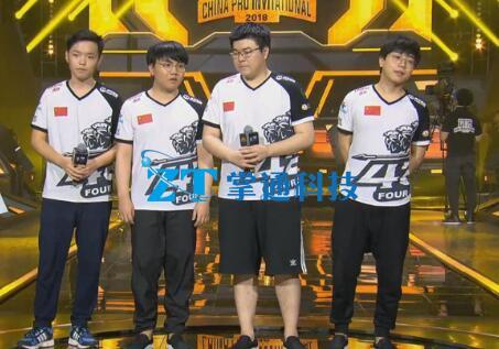 PCL四连鸡_中国战队携手挺进半决赛