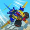 飞行怪物卡车德比