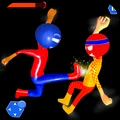 火柴人摔跤模拟