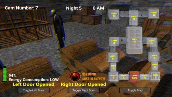 夜间博士模拟器