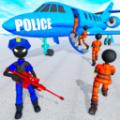 火柴人警察