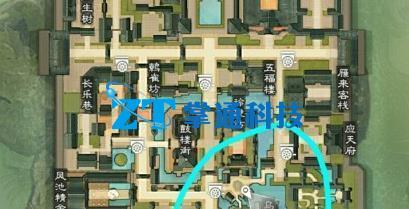 一梦江湖8月4观万象打坐位置盘点