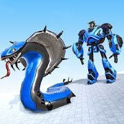 蟒蛇机器人变身
