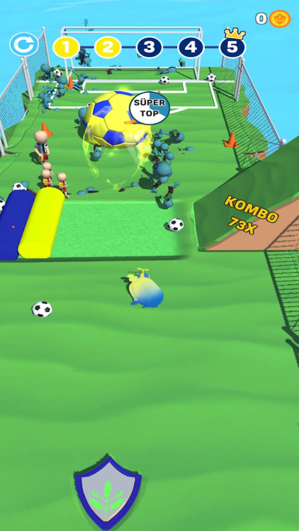 疯狂小鸡足球