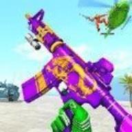 真实反恐机器人射击