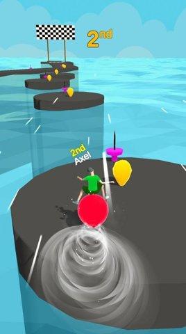气球跳跃竞技