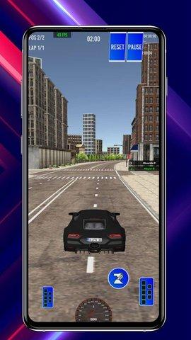 无限速驾驶游戏