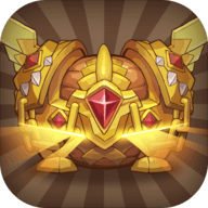 宝箱与勇士破解版下载-宝箱与勇士无限金币钻石版下载